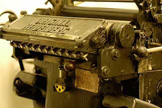 ComZone   Letterpress Printing